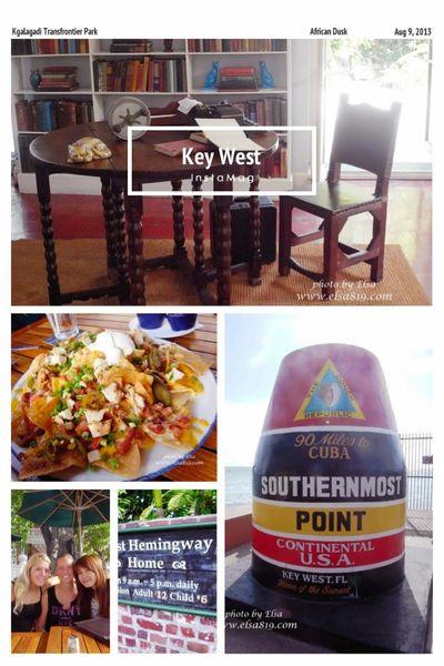 【旅遊】佛羅里達。美國最南端Key West一日遊