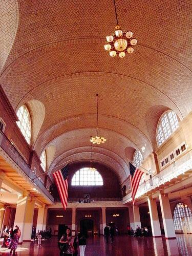 【旅遊】紐約NewYork自由行Day1(下)南街海港、布魯克林大橋、法拉盛松亭旅館