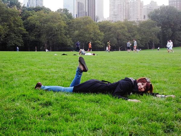 【旅遊】紐約NewYork自由行Day5 MoMA、中央公園、Gray's Papaya