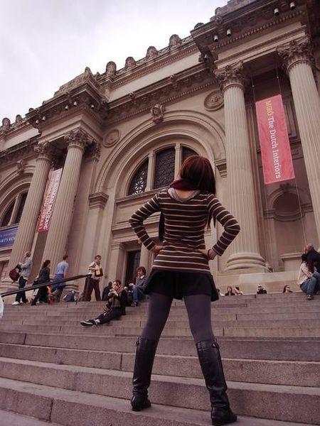 【旅遊】紐約NewYork自由行Day6、7 大都會博物館、洛克斐樂觀景台、自然歷史博物館