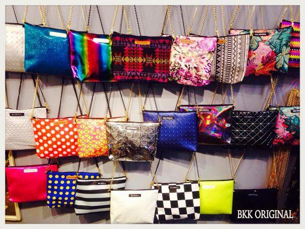 【購物】曼谷BKK Original Bags 泰國超夯流行設計包