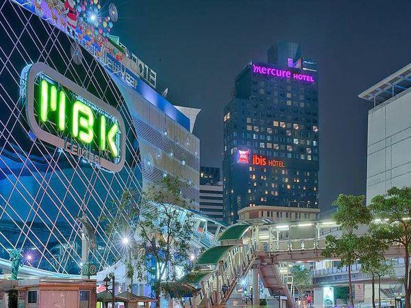 【旅遊】泰國曼谷。推薦住宿暹羅美居飯店Mercure Bangkok Siam Hotel 位置超便利