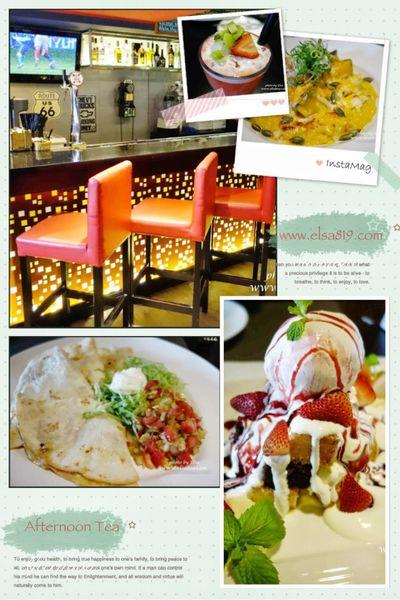 【食記】桃園中壢。姊妹下午茶聚會在班格斯Bangles Bistro西式餐館