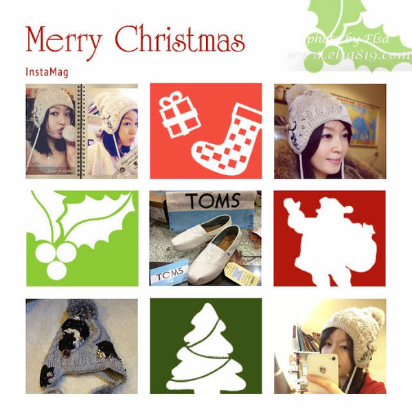 【購物】Tom's美國代購與手工設計韓國毛帽