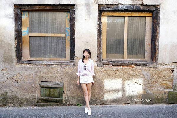 【購物】到香榭麗舍大道Longchamp旗艦店買限定款摺疊包