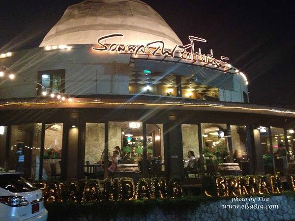【旅遊】泰國曼谷。超High德國啤酒餐廳Tawandang German Brewery (Rama3)