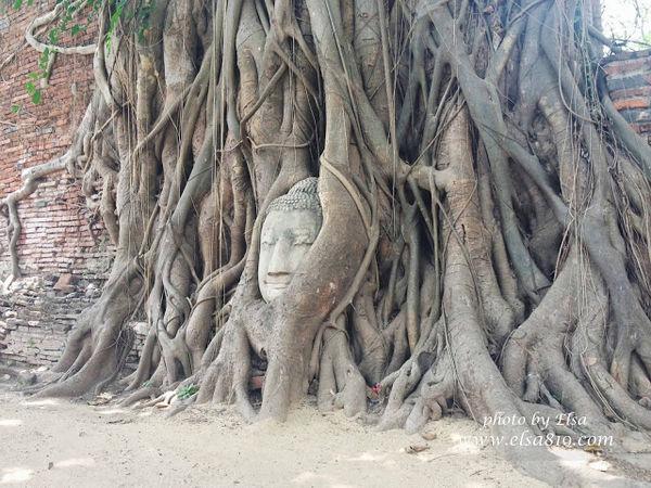 【旅遊】泰國曼谷。必逛的考山路+古城文化之旅大城Ayutthaya