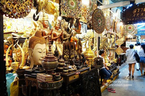 【旅遊】泰國曼谷。必逛的洽圖洽週末市集Chatuchak Weekend Market!!