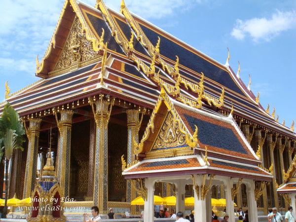 【旅遊】泰國曼谷。大皇宮、玉佛寺、臥佛寺與四面佛許願還願