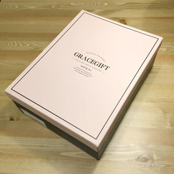 【購物】Grace Gift帥氣造型拉鍊釦帶短靴開箱