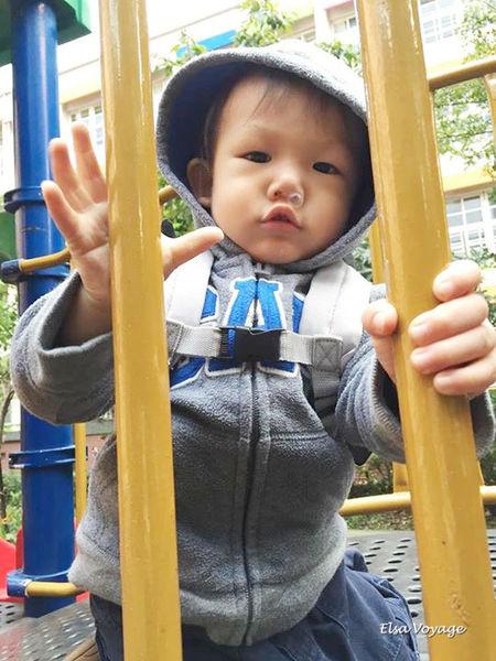 【阿寶日記】1y8m☀照片紀錄&小小棒球選手!