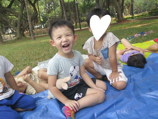 【阿寶日記】3y6m☀五味雜陳的幼兒園小班開學日記