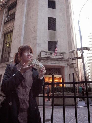 【旅遊】紐約NewYork自由行Day2(下)華爾街金牛、三一教堂、中國城、第五大道、帝國大廈
