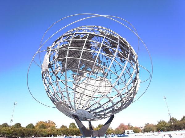 【旅遊】紐約NewYork自由行Day4 皇后區私房景點可樂娜公園Corona Park、長島市Gantry Plaza State Park