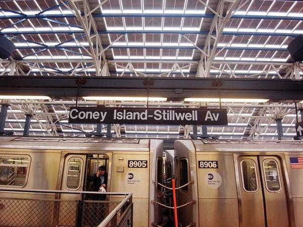 【旅遊】紐約NewYork自由行Day8 布魯克林Coney Island一日遊、Nathan's、Peter Luger