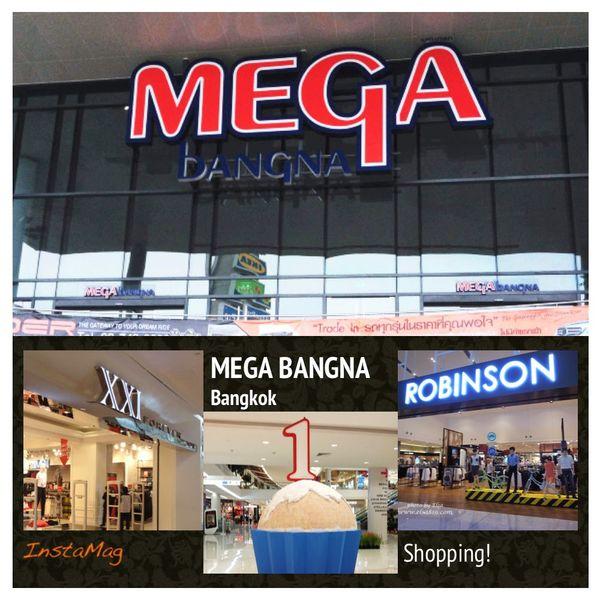 【旅遊】泰國曼谷。一天絕對逛不完的Mega Bangna-全東南亞最大的Shopping Mall
