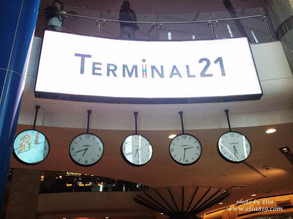 【旅遊】泰國曼谷。必逛!!! 買到破產的特色百貨公司 Terminal 21