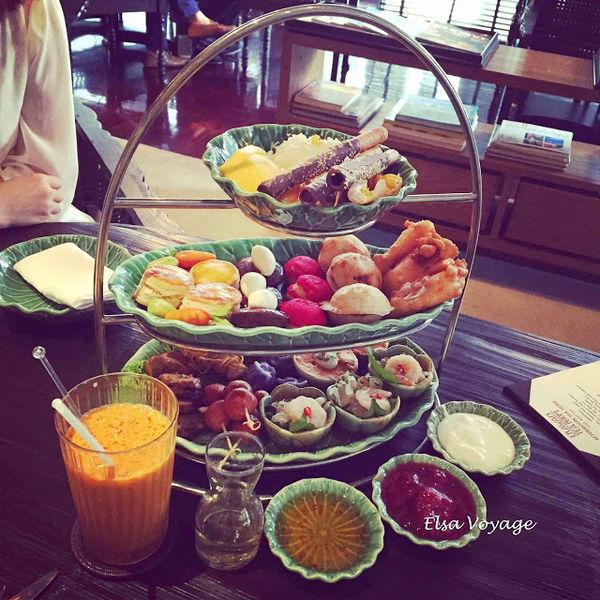 【旅遊】泰國曼谷。泰式下午茶初體驗Erawan Tea Room