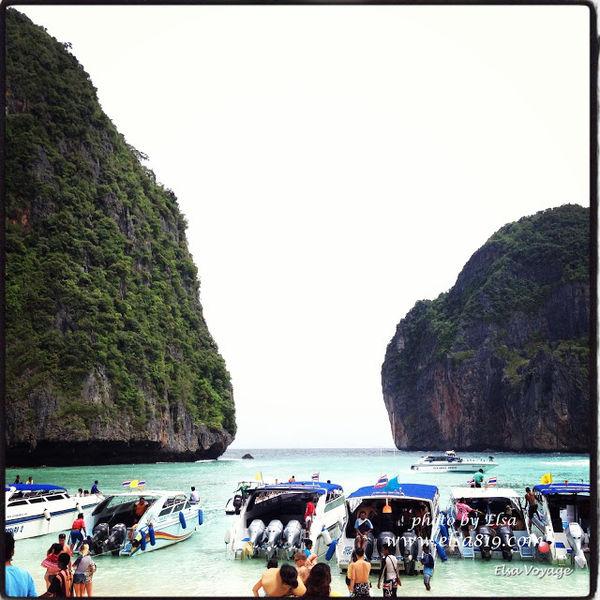 【泰國普吉島】出海去!!大小PP島、蛋島一日遊行程