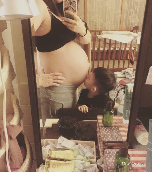 【二寶懷孕日記】孕期第七到第十個月的產檢記錄與心情